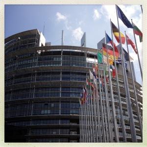 Le Parlement Européen à Strasbourg, coeur de la démocratie européenne